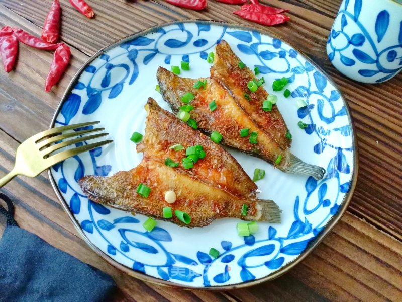 Roasted Iced Fish in Oven Edition