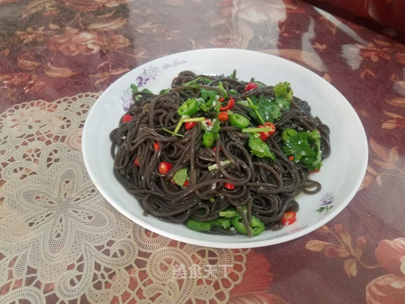 Hot and Sour Fern Root Noodles